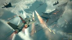 Ace Combat 6 : Fires of Liberation. Best game in the world. I love the planes and the graphics are AWSOME!