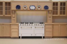 Counters and Details, Kitchen by Paperdollminiatures