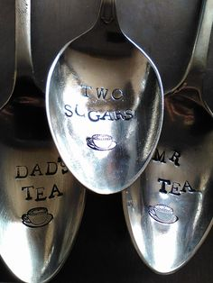 Dad's Spoon
