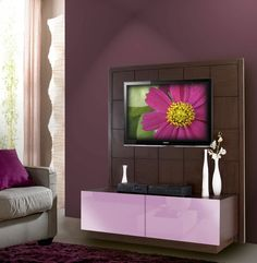 Jasmin TV Stand - Made for Wall Mount TV | Contempo Space