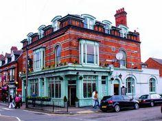 The Patrick Kavanagh Bar, Moseley, Birmingham : 1996 to 2012 Birmingham Pubs, School Stuff, Old School, Birmingham Jewellery Quarter, England Uk, Britain, United Kingdom, Past, The Neighbourhood