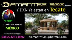 DXN baja california norte - Tecate Diamantes 500