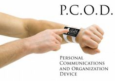 futuristic wrist device - Google Search