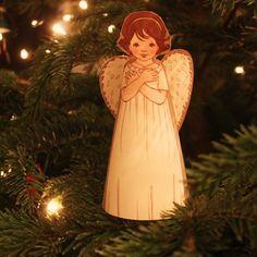Kerst Engel DIY
