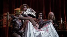 "Tim Curry in ""The Rocky Horror Picture Show"""