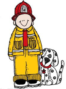 fireman colored