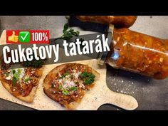 Recepty CVR - Cuketový Tatarák - YouTube Tacos, Mexican, Chicken, Meat, Ethnic Recipes, Youtube, Food, Essen, Youtubers