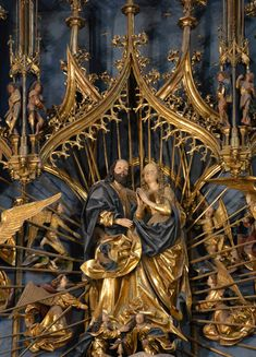 Architecture Drawing Sketchbooks, Spiritual Photos, Sainte Marie, Chef D Oeuvre, Gothic Architecture, Greek Gods, Les Oeuvres, Religion, Lion Sculpture