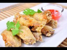 ไก่ต้มน้ำปลา - YouTube