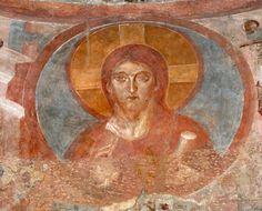 Santa Maria Foris Portas Castelseprio affreschi santa maria foris portas. No se sap segur si és del s VIII costa datar-ho. Longobard
