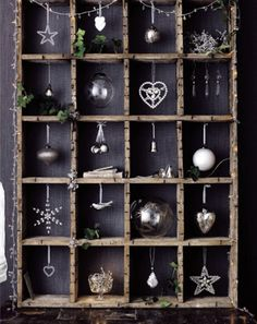 SPACE FOR INSPIRATION: Preparing for Christmas..