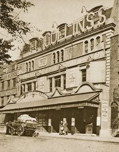 Collins's Music Hall, Islington Fine Art Print by English Photographer
