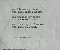 Anita Krizzan - she did...for a while...