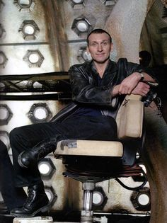 You never forget your first Doctor and Christopher Eccelston was mine! He introduced me to Doctor Who and I can't thank him enough! ♡