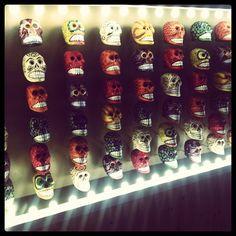 Instagram photo by a friend...Distrito Restaurant at the Saguaro Hotel in Scottsdale, AZ