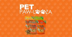 Riley's Organics is participating in Pet Paw-Looza!
