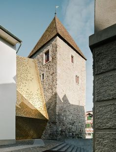 Museum renovation in Rapperswil-Jona,Switzerland by mlzd.  This feels very Swiss to me. Just great!