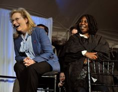 Whoopi Goldberg photos, including production stills, premiere photos and other event photos, publicity photos, behind-the-scenes, and more.