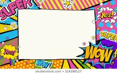 Illustration about Pop Art background.Pop Art frame with place for text. Illustration of surprise, cartoon, flyer - 60114835 Images Pop Art, Free Images, Fond Pop Art, Pop Art Background, Pop Art Wallpaper, Retro Pop, Mid Century Art, Advertising Poster, Comic Art