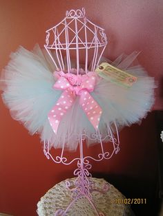 i want to learn how to make a tutu for myself!