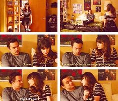 Jess & Nick :) | New Girl ❤
