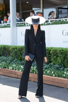 The best street style from the 2016 Caulfield Cup - Vogue Australia