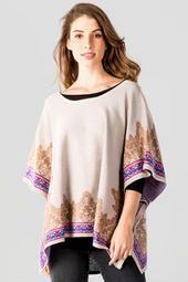 Shavano Tunic Sweater   $48