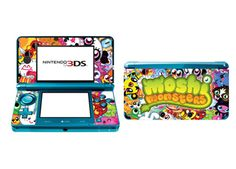 Moshi Monsters Jumble (New!) Skin for Nintendo 3DS