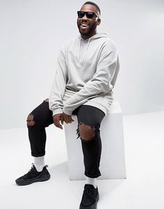 It finally happened: ASOS launches a men's plus size collection that includes sizes to XXXXL. Will you shop there? See the good, the bad, & our favorites: https://chubstr.com/resources/asos-mens-plus-size-collection-launches/