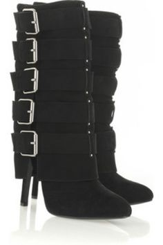 BALMAIN BOOTS I have these pretty compy