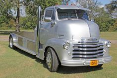 Chevrolet : Other Pickups 1951 Chevy COE on a 1996 Chevy HD Chassis