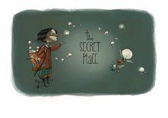 The secret place - amazing work by Grazia La Padula.  http://grazialapadula.blogspot.it/