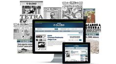 """Extra, Extra! O site Acervo O Globo disponibilizou mais de 11 milhões de documentos para consumo digital. Entre as páginas e os artigos estão quase 100 anos de história do jornal, do Brasil e do Rio. Durante os 88 anos de atuação, o acervo contempla uma sessão de""""Fatos Históricos"""" com um resumo dos mais significativos...<br /><a class=""""more-link""""…"""