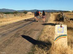 Leaving El Ganso #Camino 2015 july McG - day 26