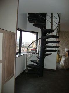 Corrimão em Aço Inox - Arte Corrimãos e Escadas