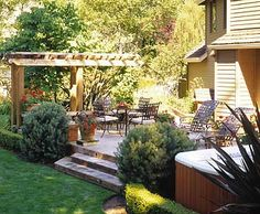 Outdoor Rooms To Live In All Summer