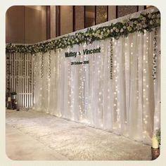 Indian Wedding Receptions, Wedding Reception Backdrop, Wedding Entrance, Wedding Mandap, Wedding Props, Marquee Wedding, Diy Wedding, Wedding Table, Wedding Ideas