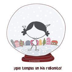 ¡¡Que tengas un día rebonitoooooo!! #EeeegunonMundo!!