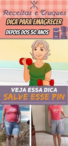 Dica para emagrecer depois dos 50 anos #emagrecer #dica #perdebarriga #perdepeso #50anos Dukan Diet, Anti Stress, Lose Fat, Health Fitness, Family Guy, Exercise, Yoga, Gym, Dieta Detox