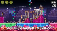 Angry Birds Rio- screenshot