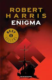 Image result for robert harris enigma