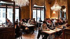 ANTWERPEN - Café-Restaurant Bourla