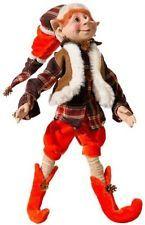 "Lutin DE Noël 20"" Christmas ELF | eBay Father Christmas, Christmas Elf, Christmas Carol, Country Christmas, Christmas Ideas, Vintage Santa Claus, Vintage Santas, Disney Christmas Decorations, Elves And Fairies"