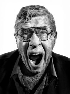 Jerry Lewis by Marco Grob