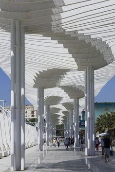El Palmeral de Las Sorpresas / Junquera Arquitectos.