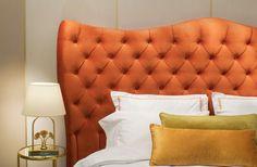 #boxspring #bed #design #interiordesign #decoration #bedding #bedroom #bedroomdecor Bed Design, Love Seat, Beds, Bedding, Bedroom Decor, Couch, Interior Design, Decoration, Furniture