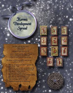 karmic development spread