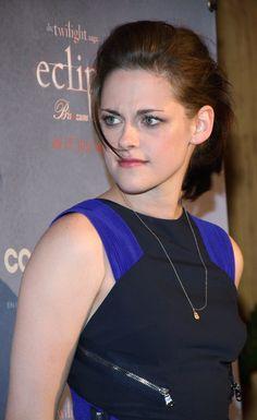Pin for Later: Oui, Kristen Stewart sait sourire !! Qui l'eût cru ? Le moment…