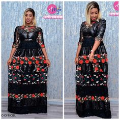 Tabaski This collection of Mifa captivates fashion fans … African Bridesmaid Dresses, African Dresses For Women, African Attire, Latest African Fashion Dresses, African Print Fashion, African Prints, African Blouses, Batik Fashion, African Traditional Dresses