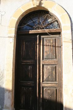 #door within an arch